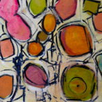 EXPEDITION 24 by 36 acrylic on gallery canvas